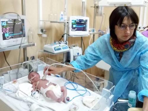 новонароджений