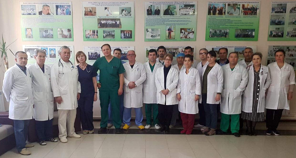 візит Узбекистан